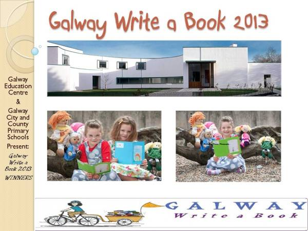 Galway Write a Book 20130000