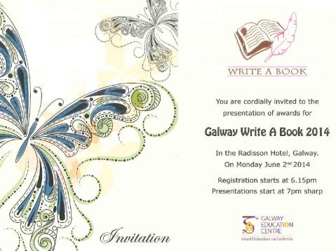 Invitation Write a book